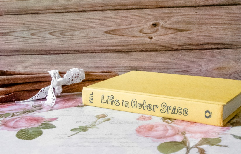 Life in Outer Space by Melissa Keil – Book review
